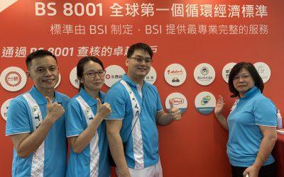 域誠環保科技股份有限公司參加 TASS 2020 亞洲永續經營、循環經濟會展圓滿成功